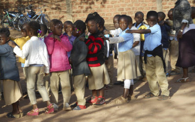 BURKINA FASO – Accueillir les enfants déplacés