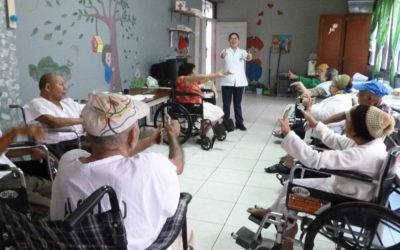 HONDURAS – Un cabinet de physiothérapie pas comme les autres