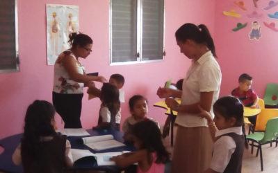 HONDURAS – Le jardin d'enfants du village « Madre María José »