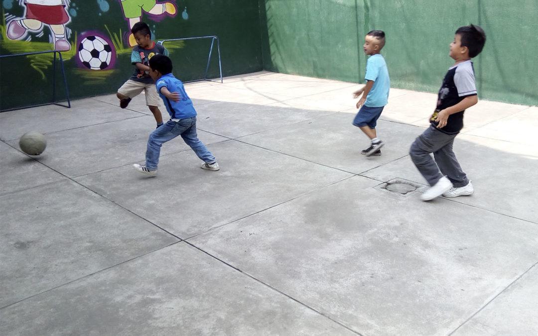GUATEMALA – La vie d'une école sur la décharge publique