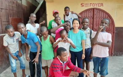 HAÏTI – Un foyer pour les enfants de la rue